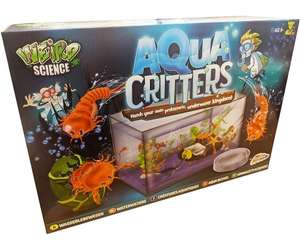 Weird Science Aqua Critters £6.99 at bargainmax.co.uk