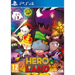Heroland : Knowble Edition (PS4) - £11.95 Delivered @ The Game Collection