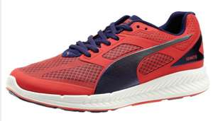 Puma Ignite Mesh Womens Running Shoes - Red size left are 4-5.5-7-7.5-8 available £34.95 delivererd @ Start fitness