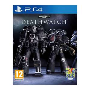 Warhammer 40,000: Deathwatch (PS4) £7.95 delivered at The Game Collection