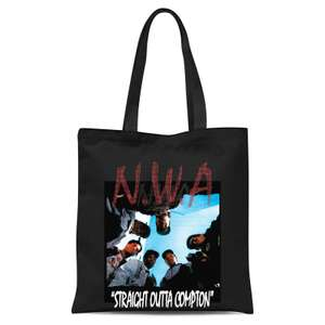 Officially Licensed Tote Bags BOGOF £7.99 for 2 delivered with Red Carpet or £1.99 delivery at Zavvi