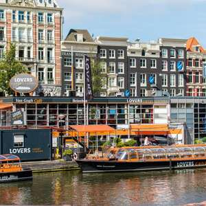 Tickets for 1 hour canal cruise in Amsterdam for £10.94 using code @ Tiqets