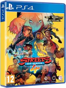 Streets Of Rage 4 (PS4 / Xbox One) - £21.99 / £20.89 delivered with new account code @ Go2Games (Switch £23.74 with code)
