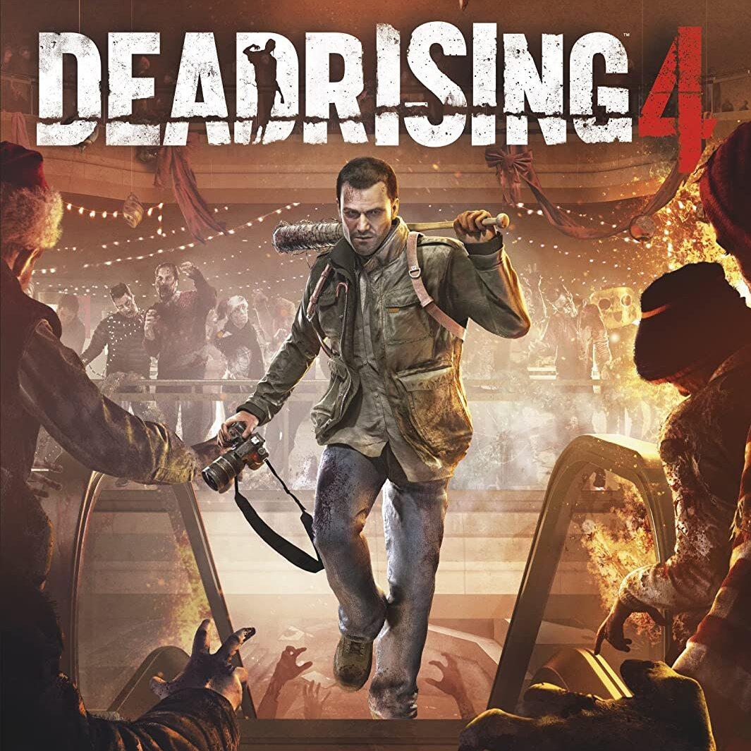 [Steam] Dead Rising 4 (PC) - £4.32 / Season Pass - £1.72 with code @ Voidu