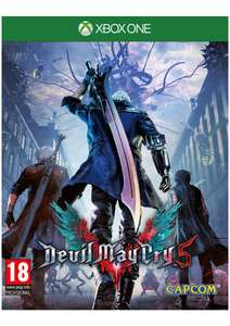 Devil May Cry 5 with Lenticular Sleeve (Xbox One) - £12.95 @ The Game Collection