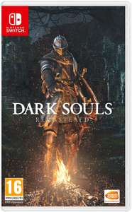 Dark Souls: Remastered (Nintendo Switch) for £23 delivered @ AO