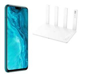 Honor 9X Lite 128GB Smartphone Blue + Free Router 3 (More Free Gifts Available) £179.99 @ Honor