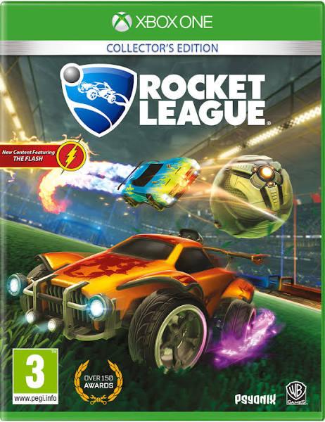 Rocket League Collectors Edition Xbox One £1 instore at ASDA