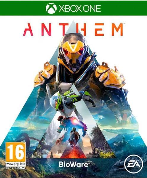 Anthem Xbox One Game 50p @ Asda Motherwell