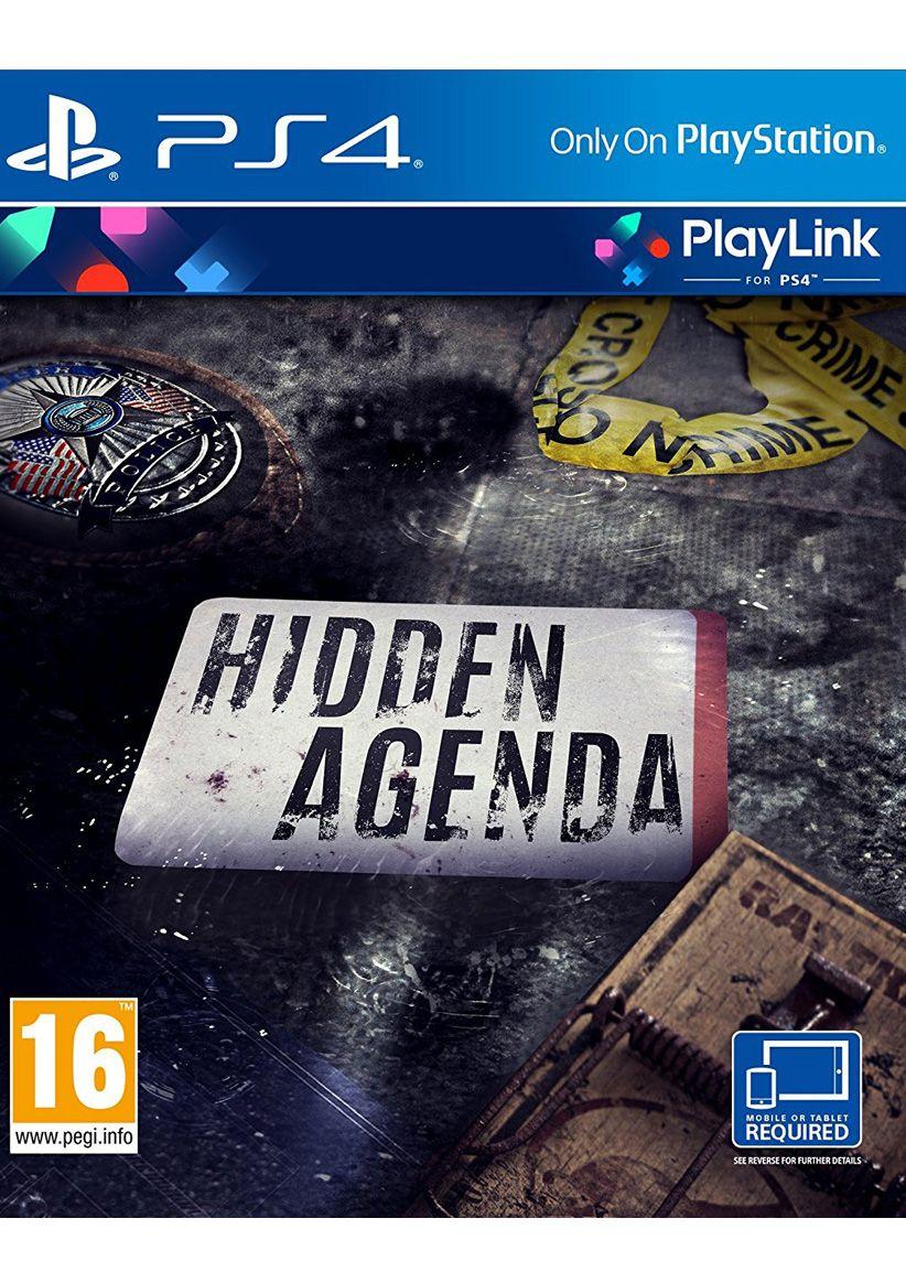 Hidden Agenda (PS4) - £2.99 delivered @ Simply Games