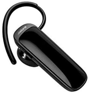 Jabra Talk 25 Mono In-Ear Headset – Wireless Calls and Stream Music, GPS Directions and Podcasts £19.99 + £4.49 NP @ Amazon