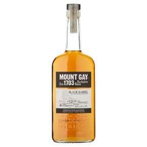 Mount Gay Black Barrel Rum - 70cl - Waitrose & Partners - £20