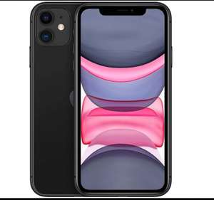 Apple iPhone 11 64GB (Unlocked for all UK networks) - Black £595 @ Wowcamera