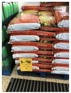 5 Bags of Richmoor Premium Compost 40L £10 @ Morrisons (Sidcup)