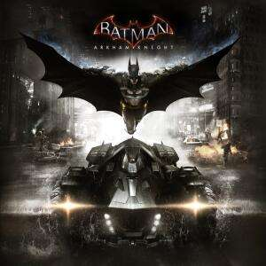 Batman: Arkham Knight [Xbox One] - £3.82 for Gold members @ Xbox Store US