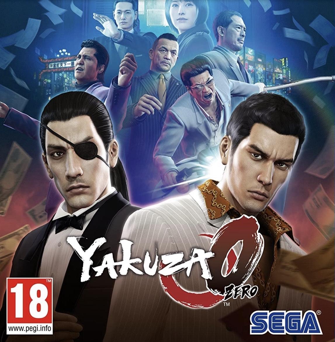 Yakuza 0 (Xbox One) - £9.74 with gold @ Microsoft store