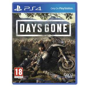 Days Gone (PS4 Game) £15.99 + free Click and Collect @ Argos
