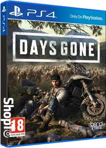 Days Gone (PS4) - £15.85 Delivered @ ShopTo