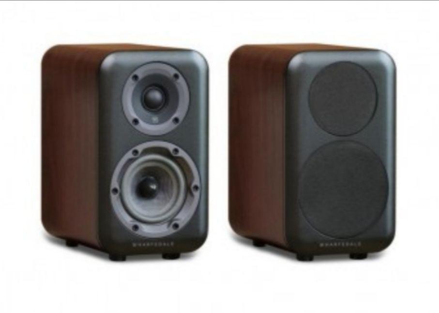 Wharfedale D310 Bookshelf Speakers - Walnut - £79.99 @ Home AV Direct