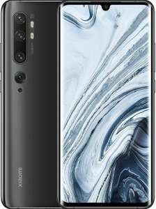 Xiaomi Mi Note 10 4G 128GB Dual-SIM Midnight Black Smartphone - £389.88 @ Amazon