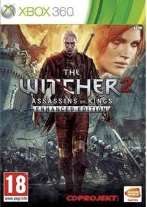 The Witcher 2 (Xbox one/Xbox 360) - £3.74 with gold @ Microsoft store