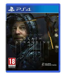 Death Stranding Playstation 4 Game £22.99 (+£1 No Rush credit available) @ Amazon