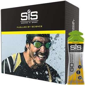 Science in Sport Go Isotonic Energy Gel 60 ml, 15 Pack £11.38 prime +£4.49 non prime @ amazon