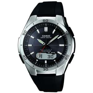 Casio Waveceptor Tough Solar Radio Controlled Watch, £59.49 delivered at H.Samuel