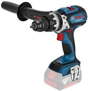Bosch GSB18V-85CN Combi Drill 18v BODY ONLY Brushless £131.93 + £5.75 delivery at powertoolsuk