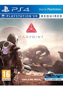 Farpoint (PlayStation VR) on PS4 - £7.99 @ Simply Games