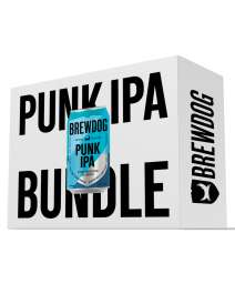 48 x Brewdog Punk IPA 330ml cans, £44.95 for first time orders online with code @ Brewdog Shop