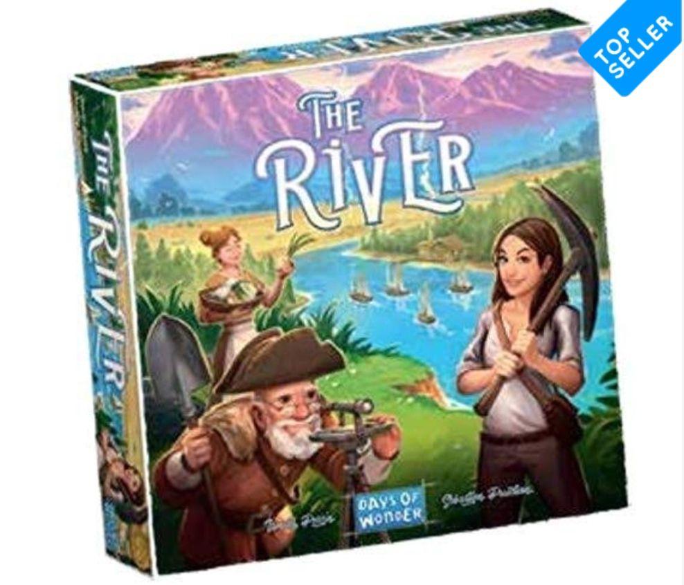 The River Board Game £16.57 Delivered @ 365games