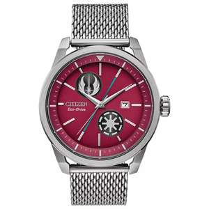 Citizen Star Wars Watches from £219 up to £369 plus 10% off with newsletter sign up @ H Samuel