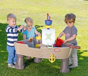 Anchors Away Pirate Ship Reduced - £61.43 delivered @ Little Tikes