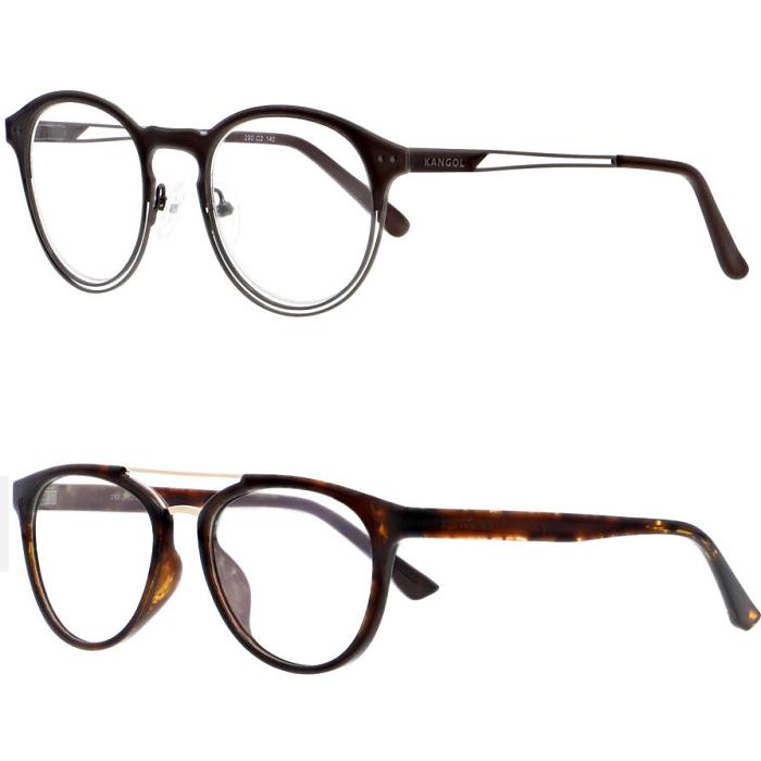 Kangol Prescription Glasses - 1 pair for £19.95 delivered or 2 pairs for £32 delivered @ Low Cost Glasses