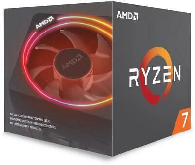 AMD Ryzen 7 2700X Gen2 (Socket AM4) Socket AM4 Octa Core (16 Threads) £157.24 using code @ Box / Ebay