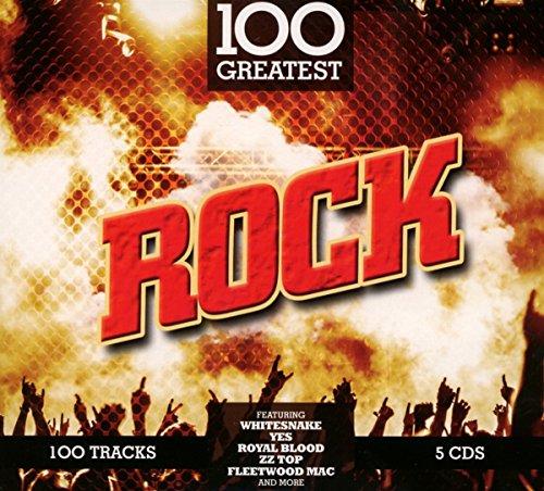100 Greatest Rock [5CD Compilation] - £2.98 (+£2.99 Non Prime) @ Amazon