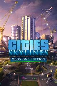 Cities: Skylines - Xbox One Edition [Xbox One Game] £5.21 @ Xbox Store Hungary
