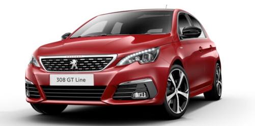 New Peugeot 308 1.2 PureTech 130 GT Line 5dr - £16,995 @ Evans Halshaw