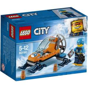 LEGO City 60190 Arctic Ice Glider £3.49 (+ £2.75 delivery or free C&C) @ Waterstones