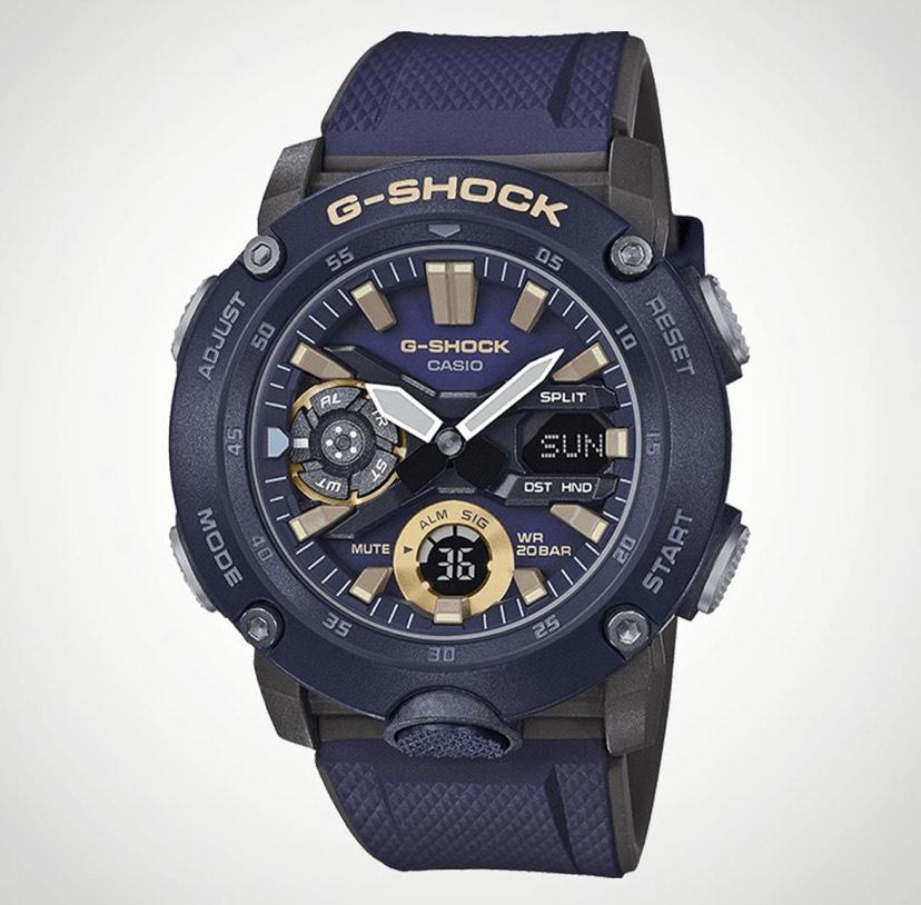 Casio G-Shock GA-2000-1A9ER Watch £71.10 delivered @ MenKind