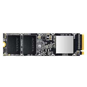 ADATA XPG SX8100 2TB 3D NAND NVMe Gen3x4 - R/W 3500/3000MB/s - ASX8100NP-2TT-C £228.28 +£3.13 delivery @ Amazon (Global Store)