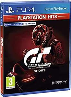 [PS4] Gran Turismo: Sport (Playstation Hits) - £9.99 Prime / £12.98 Non Prime @ Amazon