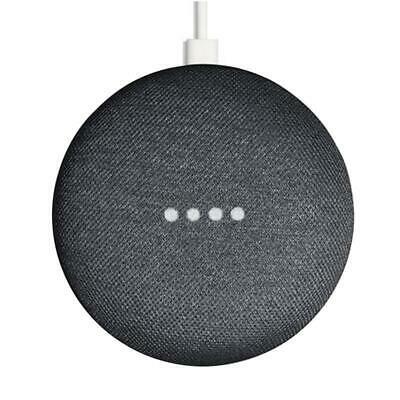 Refurbished Google Home Mini Smart Speaker - Chalk / Charcoal - £14.95 @ MyMemory Ebay