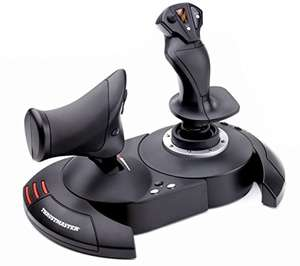 Thrustmaster Joystick T Flight Hotas X for PC, PS3 (2960703) £48.21 @ Amazon Germany