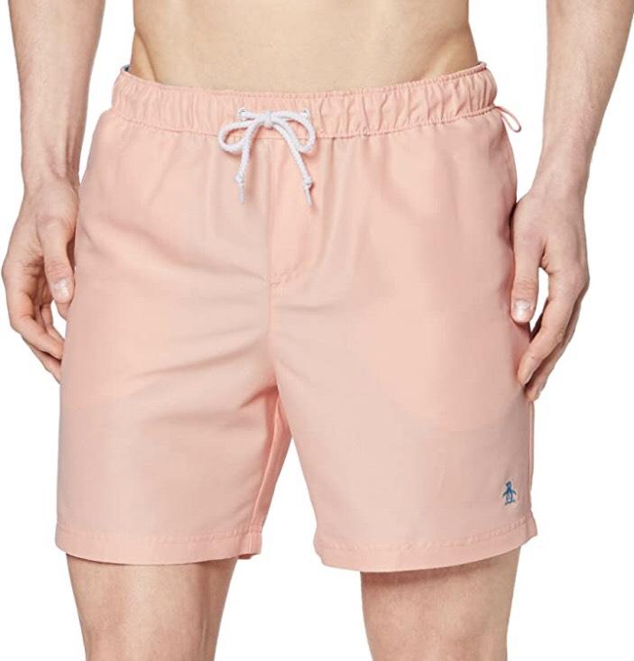 Original Penguin Men's Daddy Swim Shorts (XL) £13.97 (+£4.49 Non Prime) @ Amazon