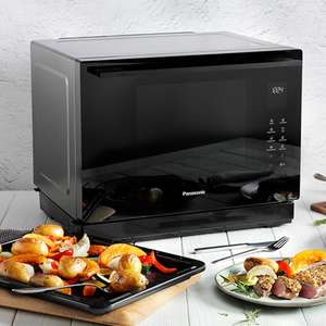Panasonic CS89L 4-in-1 Combination Microwave - £356.99 delivered with voucher code @ Panasonic Store