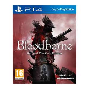 [PS4] Bloodborne - Game of the Year Edition - £15.95 delivered @ The Game Collection