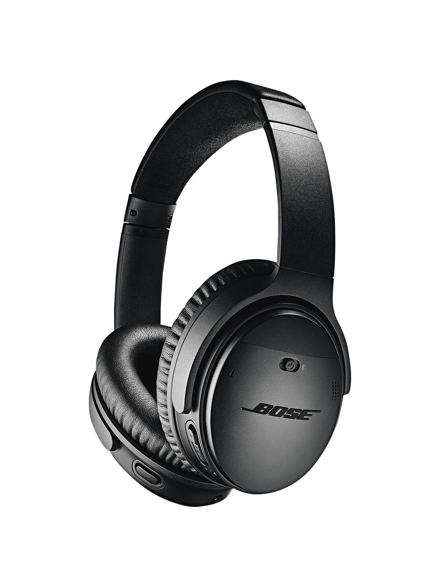 Bose QC35 Series II Black ANC Headphones £219 @ Hills