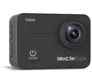 Dragon Touch Vista5 Action Camera - £35.86 Sold by AKASO Tech and Fulfilled by Amazon